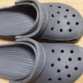Crocs-оригинал р.37-38-24.5см.