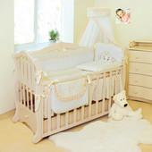 Детская постель Twins Romantic R-002 Сердечка 8 эл
