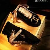 Брендовые кроссовки Chanel