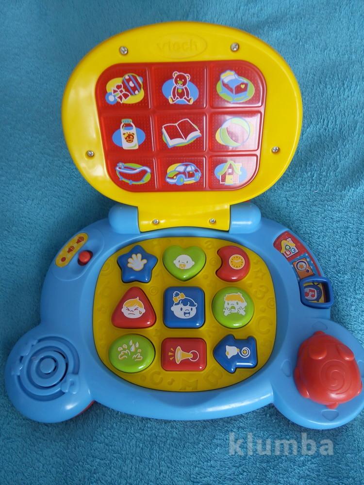 Ноутбук для малышей vtech фото №1