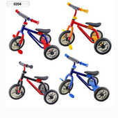Велосипед 3-х колесный Super Trike 0204 (4 вида)