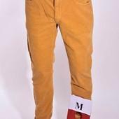 Распродажа! Новые вельветовые штаны от H&M