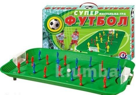 Настольная игра суперфутбол 0946 технок фото №1