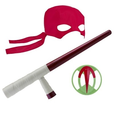 Tmnt набор игрушечного оружия серии эволюция черепашек-ниндзя снаряжение рафаэля черепашки ниндзя фото №1