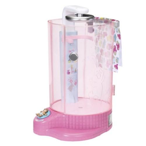Zapf запф автоматическая душевая кабинка для куклы baby born веселое купание фото №1