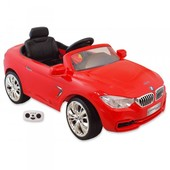 Мы в Киеве! электромобиль BMW alexis-babymix z669r red