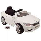 Электромобиль детский BMW Alexis-babymix z669r white