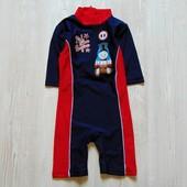 """Новый купальный костюм с паровозиком """"Томас"""" для мальчика. TU. Размер 9-12 месяцев, будет дольше."""