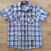 Рубашка на мальчика 10-12лет.+пересылка