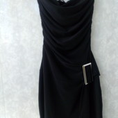 Маленькое чёрное платье в состоянии нового!р.42-44