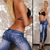 Леггинсы под джинс много разных моделей