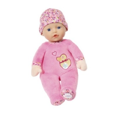 Zapf кукла baby born  first love любимая кроха 30 см, с погремушкой внутри фото №1