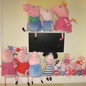 Оригинальные Пеппы и Джоржы.Озвучены.Peppa Pig