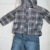 Пальто на мальчика девочку
