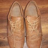 Туфли мокасины Crafted р.44(ст.29 см)