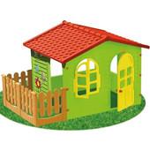 Игровой пластиковый домик для детей высотой 118см