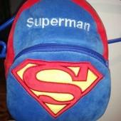 Рюкзак детский Минни супермен бетмен миньон