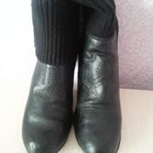 Ботиночки деми Carnaby кожа 38 р