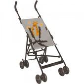 Детская коляска-трость Bertoni Flash Beige Giraffes