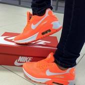 Кроссовки Nike air max 2016 оранж