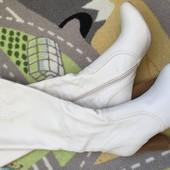 Красивые сапожки 38 размера состояние Новых!!!!!