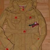 Клевая деми курточка ветровка