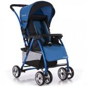 Прогулочная детская коляска Casato SK-360, цвет Голубой