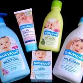 BabyLove - косметика по догляду за найменшими
