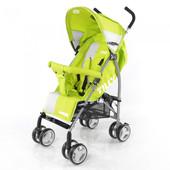 Коляска-трость детская Tilly Lander sb-0009 Green, цвет зеленый