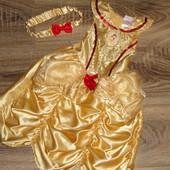 Нарядное карнавальное платье 1-3год