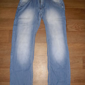 Мужские летние джинсы размер W33 L34