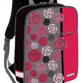 Ранец, рюкзак школьный ортопедический раскладной Zibi. Коллекция 2016