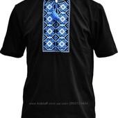 Нова футболка-вишиванка, розмір М, Л