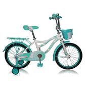 Кросер Киди 16  18 20 Azimut Kiddy велосипед двухколесный детский девочки