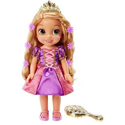 Кукла малышка рапунцель  в наличии! фото №1