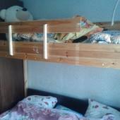 Срочно!!! Кровать чердак 175*80 (спальное место 165*70) срочно!!!