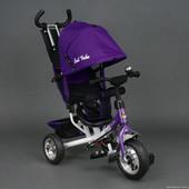Детский трехколесный велосипед Best Trike 6588 колёса пена