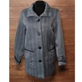 Элегантное теплое пальто