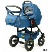 Универсальная коляска для детей Tako Jumper X Jeans 02