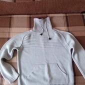 Итальянский свитер из шерсти мериноса
