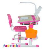 Комплект парта и стул-трансформеры FunDesk Cura бесплатная доставка