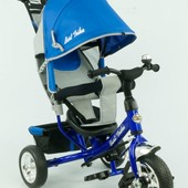 В наличии !!! Трёхколёсный велосипед Best Trike 6588 колёса Eva пена ( 7 цветов)