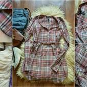 Рубашка-платье для беременных, р-р М-Л