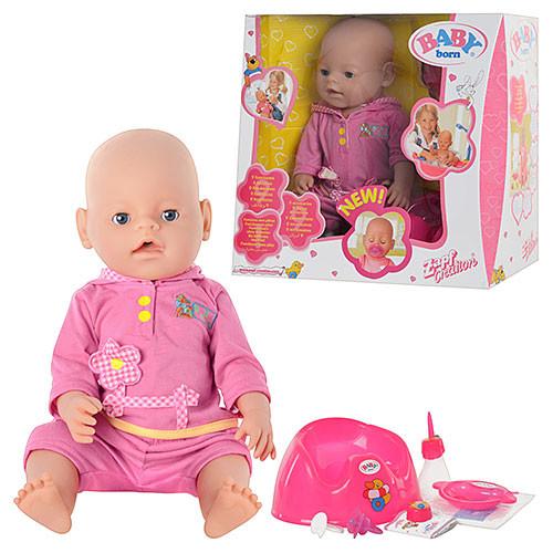 Кукла пупс baby born фото №1