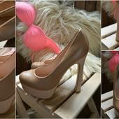 Новые базовые новые туфли в колодке YSL,р-р 37