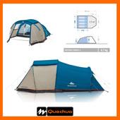 Палатка туристическая 4-ох местная Quechua