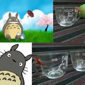 Чашка семья Тоторо Totoro Хит веселый подарок