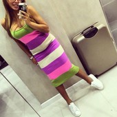 Платье супер клёвое ))