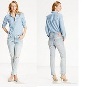 Левис Levis woman 501® CT original jeans - Old favorite