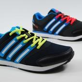 Мужские кроссовки Adidas Response Boost Black